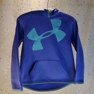 Under Armour hoodie youth M